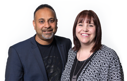 Senior Pastors: Chip and Sarah Kawalsingh – Harvest City Church Leicester
