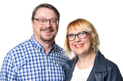 Ian and Tracey Mann – Harvest City Church Leicester