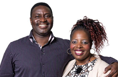 Peter and Princess Moyo – Harvest City Church Leicester
