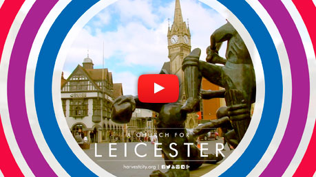 Harvest City Church Leicester Welcome Video