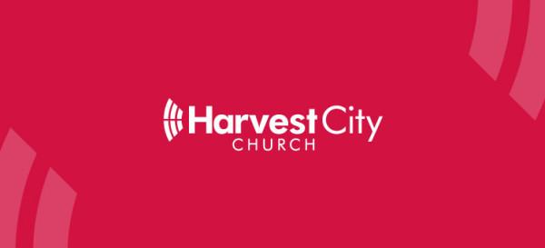 Sunday worship at Harvest City Church