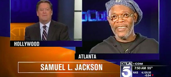 Samuel L. Jackson, Laurence Fishburne Mistaken Identity - Harvest City Church Leicester