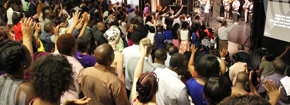 Sunday Worship Service – Harvest City Church Leicester