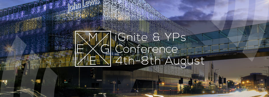 iGnite and Yps conference - Harvest City Church Leicester