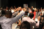 New Partners Morning 2014 - Harvest City Church Leicester