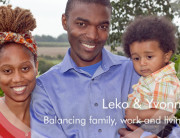 Leko and Yvonne Dube Profile - Harvest City Church Leicester