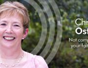 Profile: Christine Ostman - Harvest City Church Leicetser
