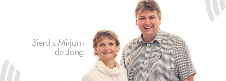 Sierd and Mirjam de Jong – Harvest City Church Leicester