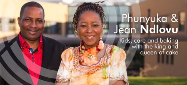 Phunyuka and Jean Ndlovu - Harvest City Church Leicester