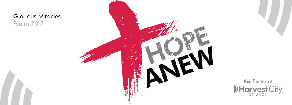 Hope Anew Easter Service 2015
