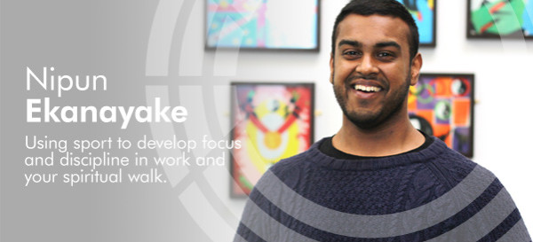 Profile: Nipun Ekanayake - Harvest City Church Leicester