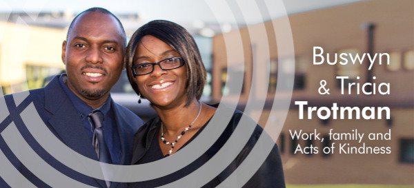 Buswyn & Tricia Trotman - Harvest City Church Leicester