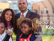 Raoul and Mercy Kounkou - Harvest City Church Leicester