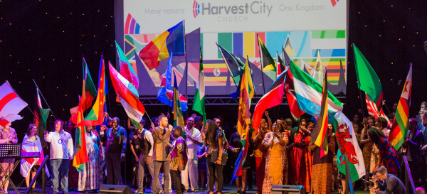 Out of Africa 2015 - Harvest City Church Leicester