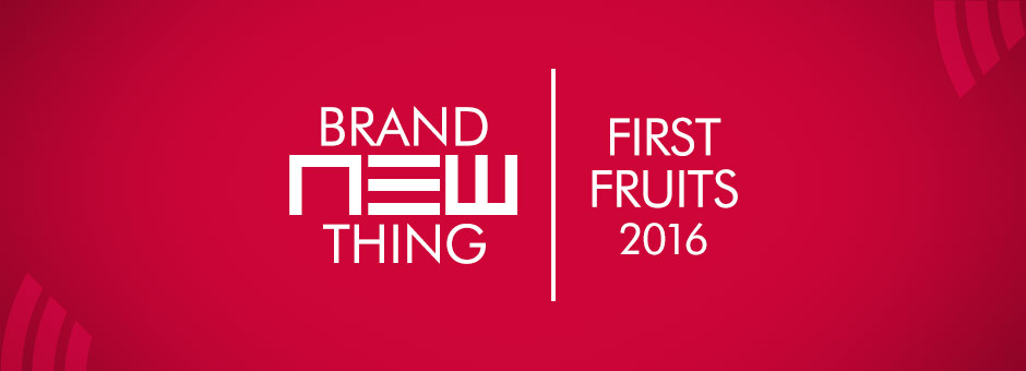 Brand New Thing, First Fruits - Harvest City Church Leicester