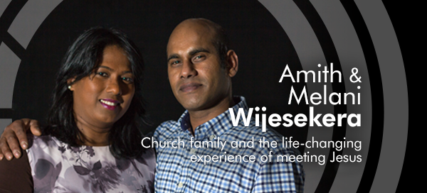 Amith and Mealani Wijesekera – Harvest City Church Leicester