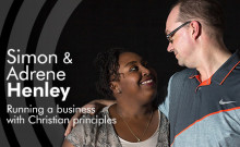 Simon & Adrene Henley – Harvest City Church Leicester