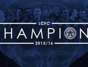 Leicester City FC Premier League Champions – Harvest City Church Leicester