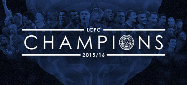 Leicester City FC Premier League Champions – Harvest City Church Leicester