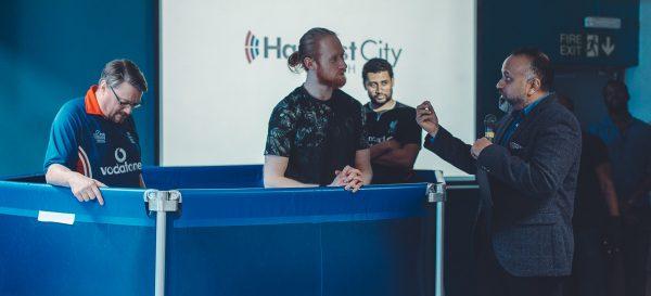 Baptism Service – Harvest City Church Leicester