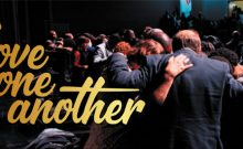 Love One Another - Harvest City Church Leicester