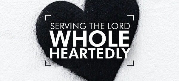 Serving the Lord Wholeheartedly, Nsovo Mabasa – Harvest City Church Leicester