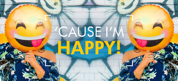 'Cause I'm Happy! – Chip Kawalsingh, Harvest City Church Leicester