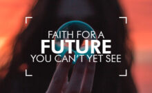 Faith for a Future You Can't Yet See. Kate Gooch, Harvest City Church Leicester