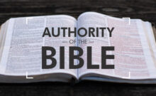 Authority of the Bible, Nick Goffin – Harvest City Church Leicester