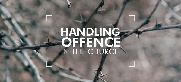 Handling Offence In The Church, Tanya Goffin – Harvest City Church Leicester
