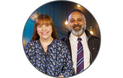 Chip and Sarah Kawalsingh – Harvest City Church Leicester